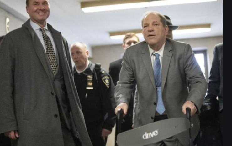 Weinstein carcere