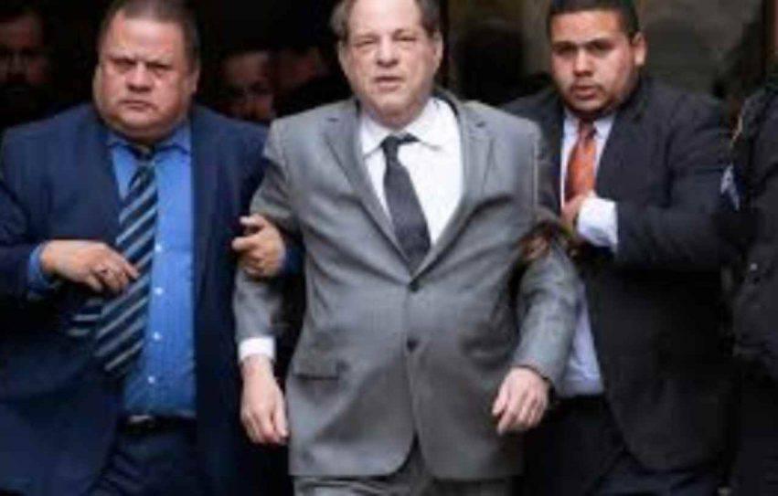 Harvey Weinstein condanna