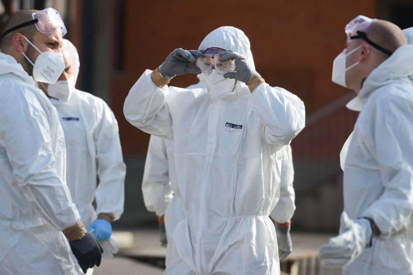 coronavirus italia nuovo calo contagi