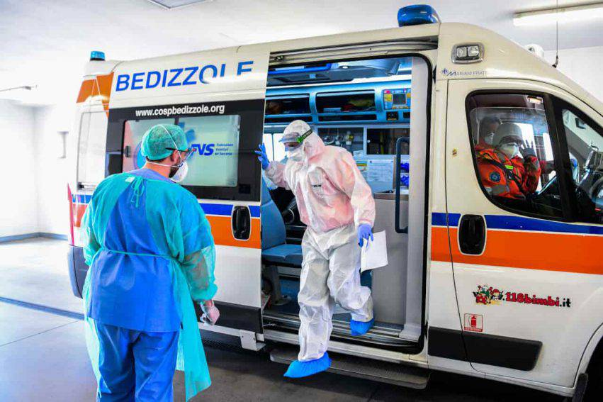 coronavirus italia terapia intensiva
