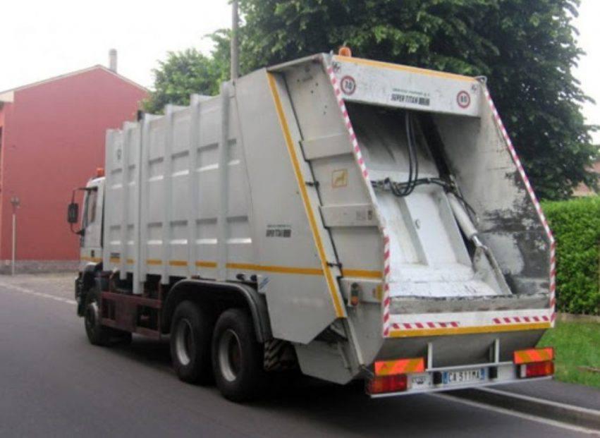 smaltimento dei rifiuti