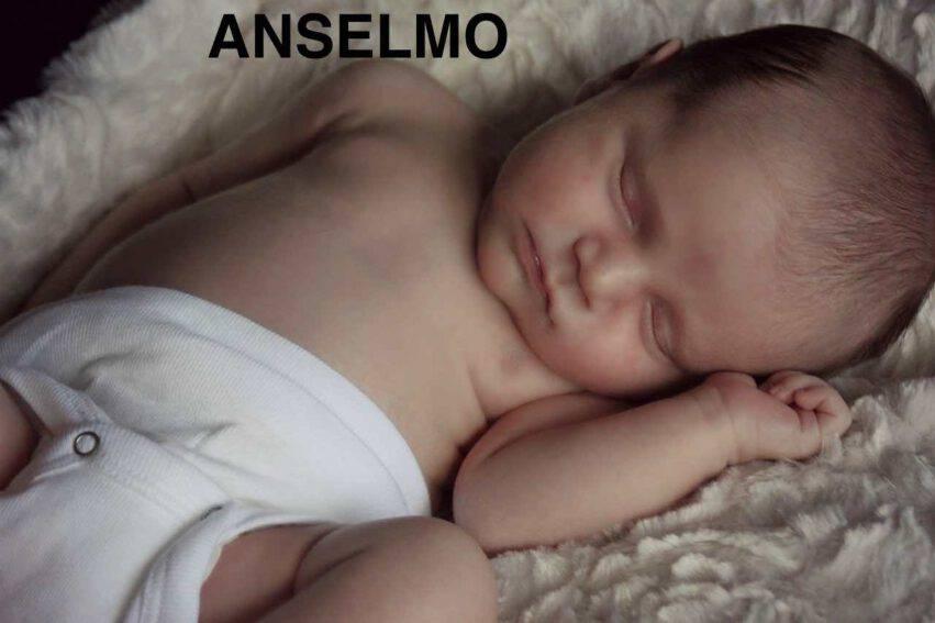 BAMBINO NOME ANSELMO
