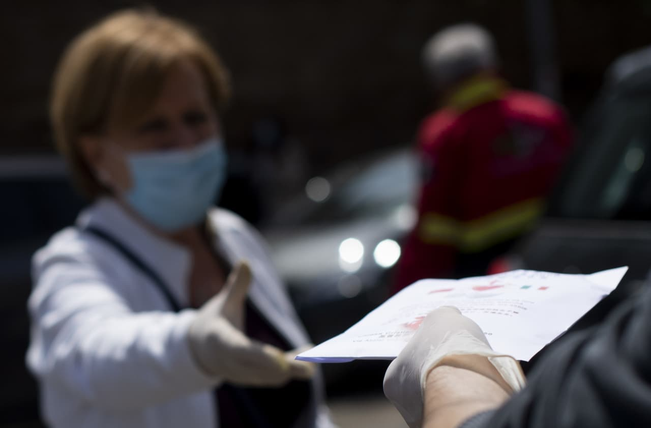 Coronavirus in Italia | Record di guariti, crollano i nuovi positivi | Dati al 17 aprile
