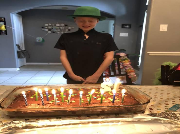 Festeggiare 12 anni figlio