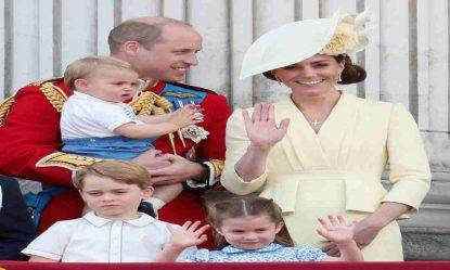 Kate Middleton quarantena