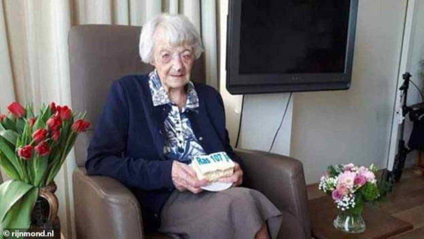 donna 107 anni