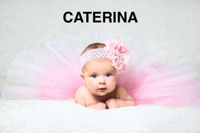 bambina nome caterina