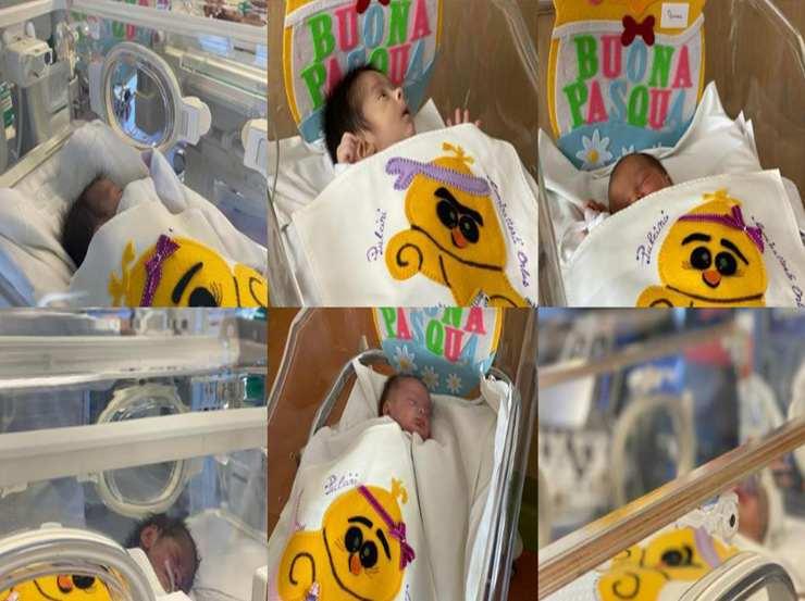 Pasqua Terapia Intensiva Neonatale
