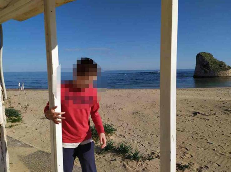 Spiagge bambini autistici