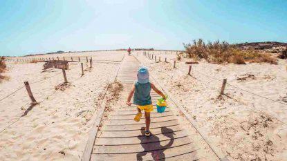 Spiaggia in sicurezza