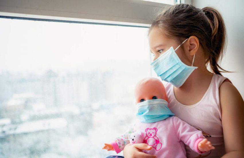 covid 19 bambini sintomi