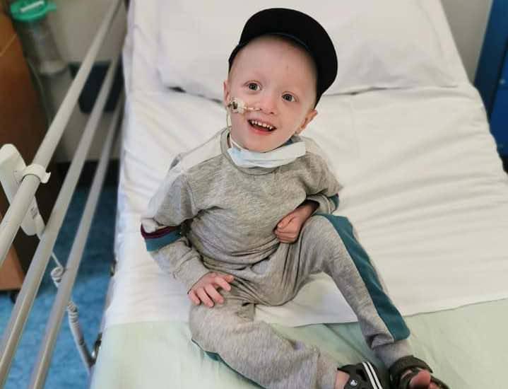 bambino tumore covid-19