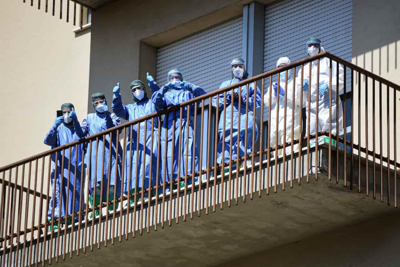 Coronavirus in Italia | Calano ancora i malati, nuovo record guariti | Dati al 23 aprile