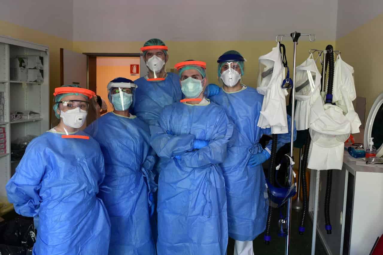 Coronavirus in Italia | Costante il calo delle terapie intensive | Dati al 16 aprile