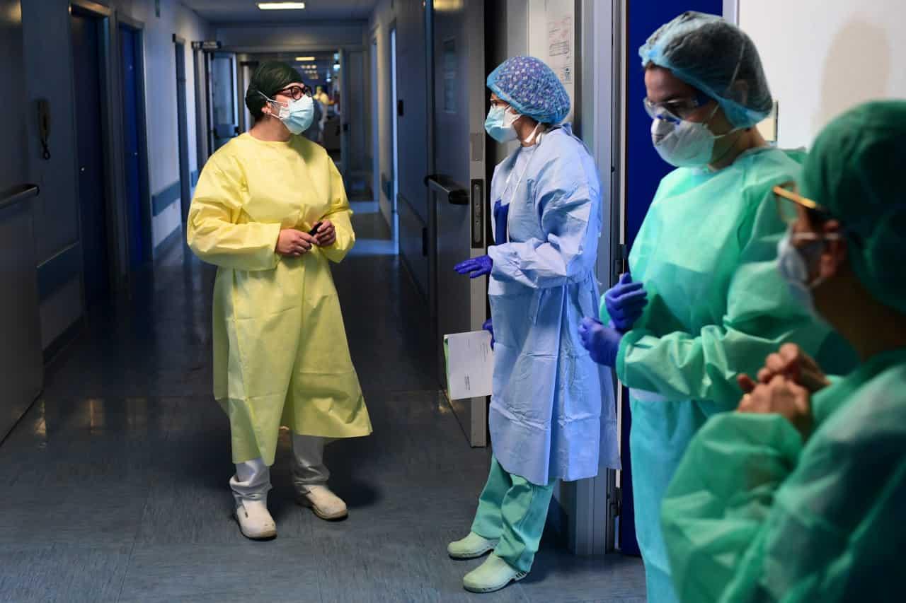 Coronavirus in Italia | Quasi 3mila guariti in un giorno | Dati al 22 aprile