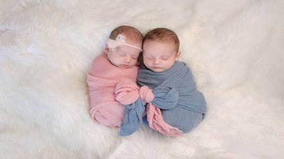 gemelli durante la quarantena