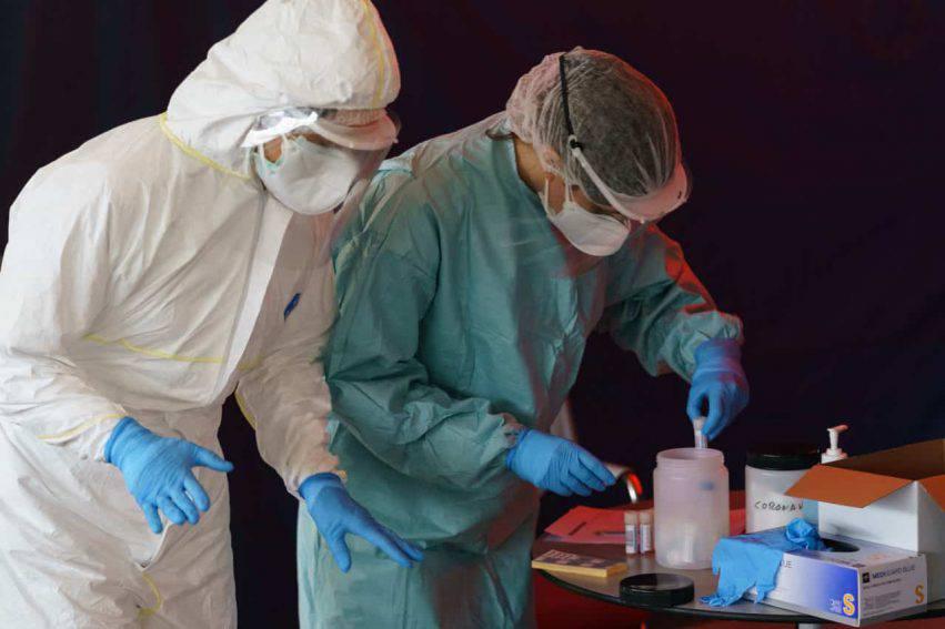 studio vo euganeo coronavirus