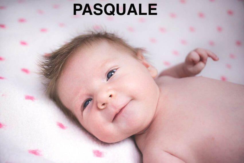 BAMBINO NOME PASQUALE