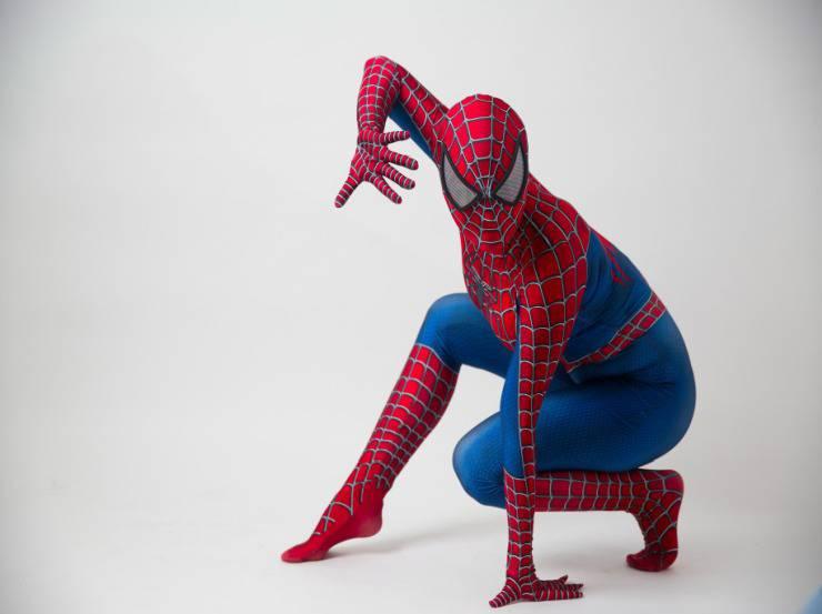 Bambini Spider Man