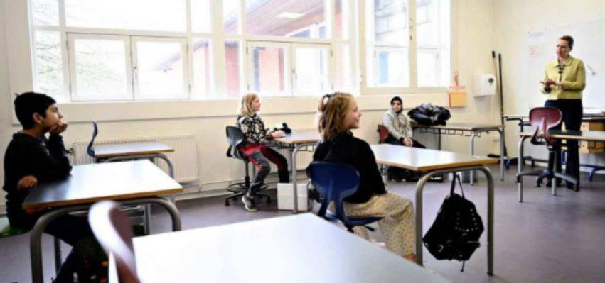 scuole riaperte