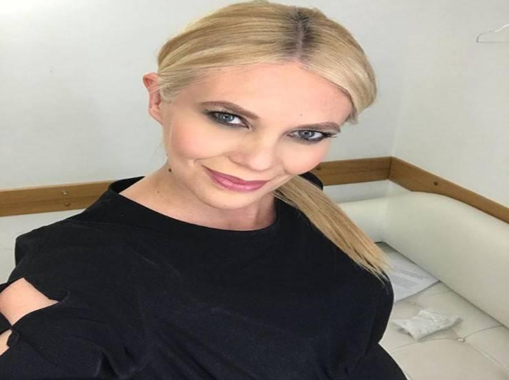 Eleonora Daniele figlia Carlotta