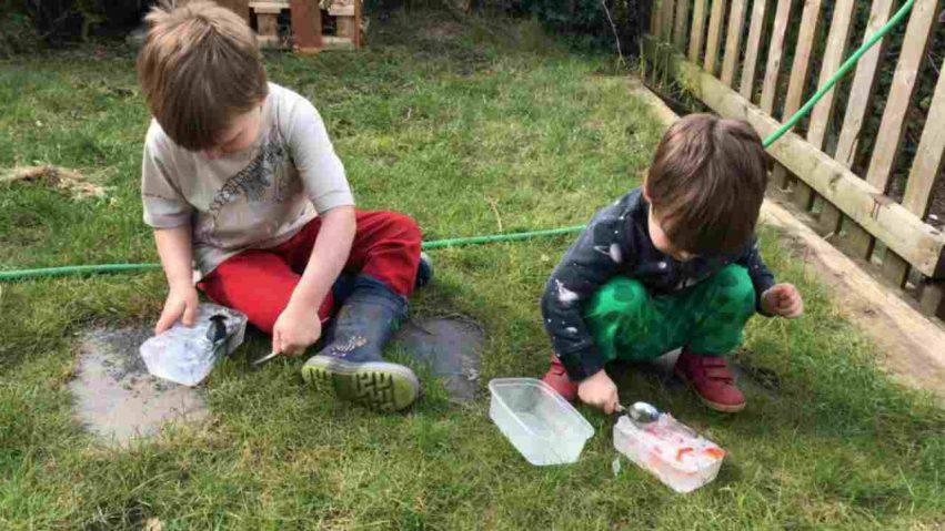 bambini e smarworking