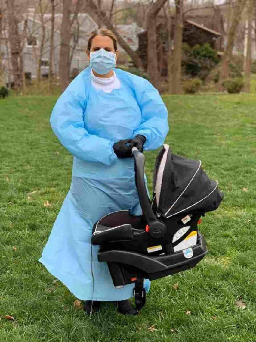insegnante salva bambino dal coronavirus 1