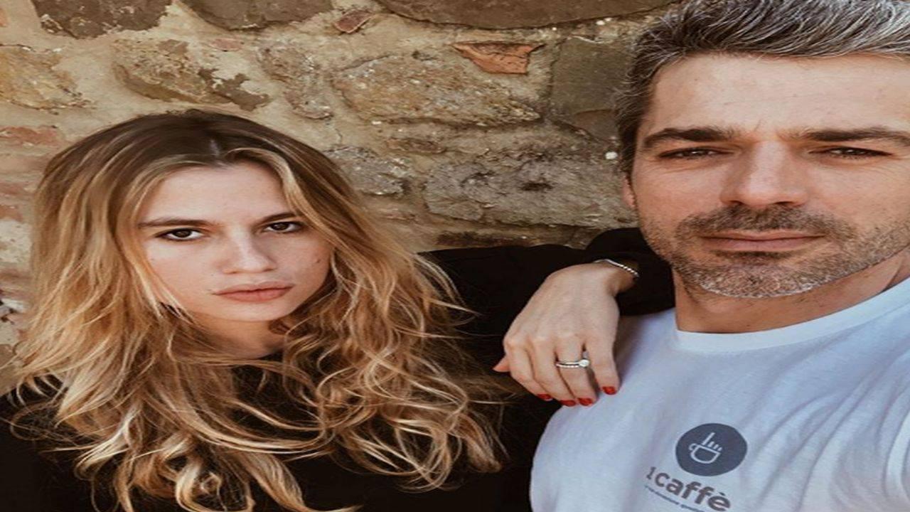 Luca Argentero è diventato papà: annuncio tenero e nome particolare
