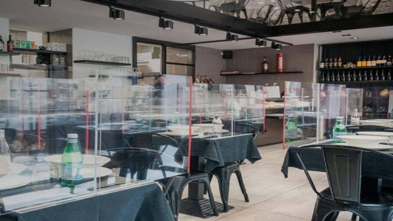 Riaprono ristoranti e bar