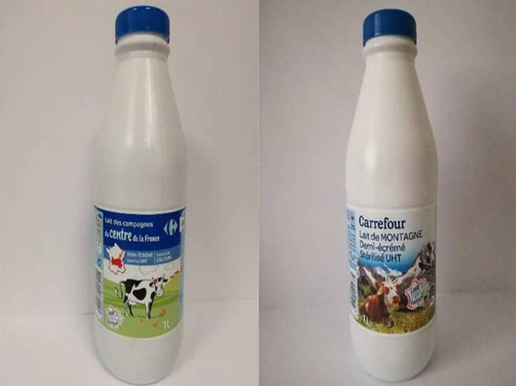 Richiamo latte
