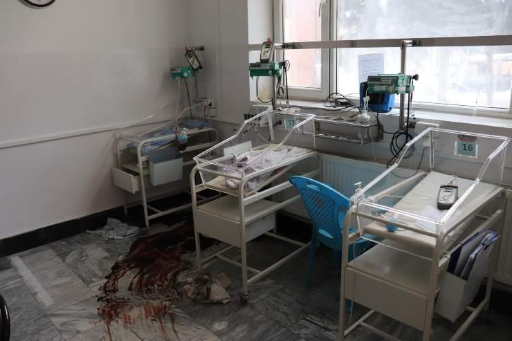 strage mamme bambini ospedale