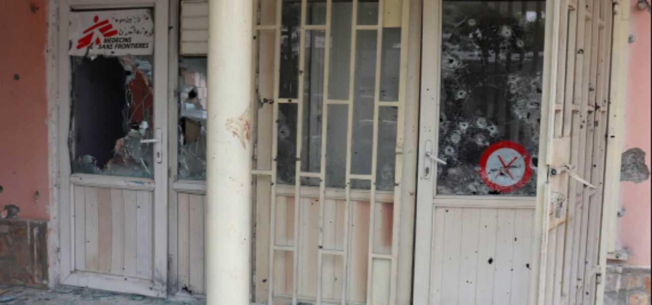 Strage di mamme e bambini in ospedale in un attentato terroristico | FOTO