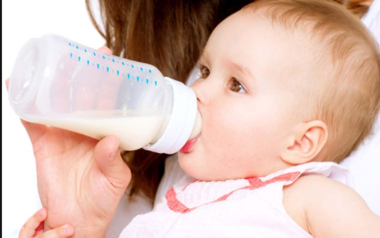 menzogne sul latte artificiale