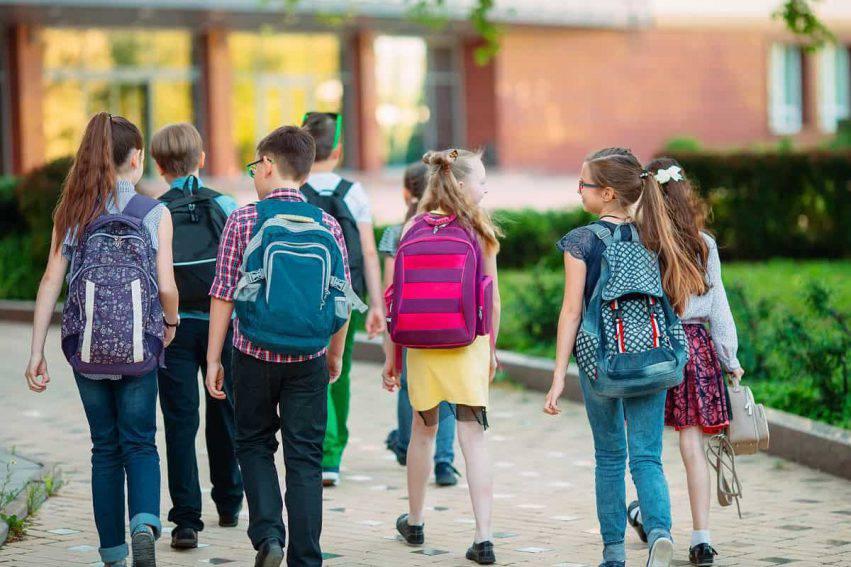 bambini scuola olanda