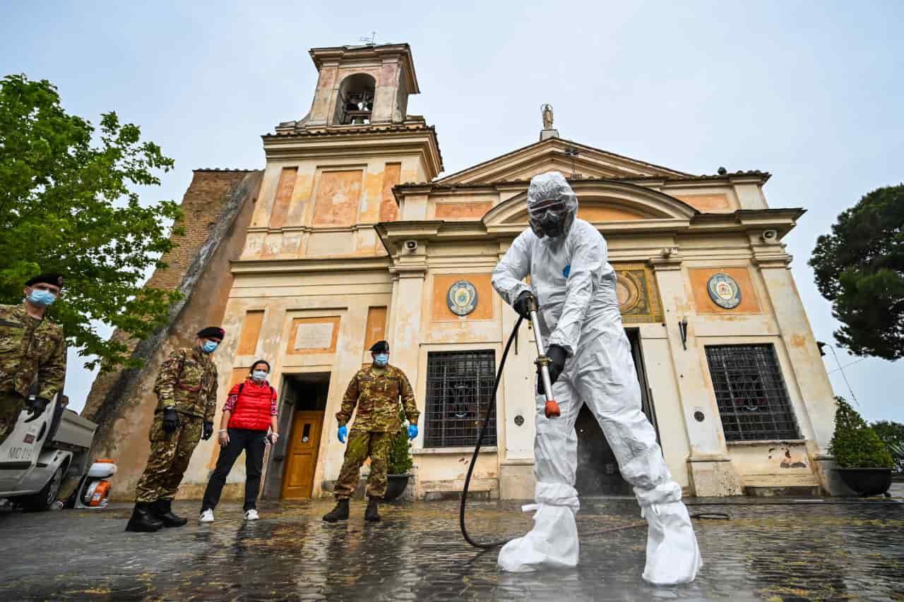 Coronavirus in Italia | Malati meno di 80 mila, aumentano i guariti | Dati al 13 maggio