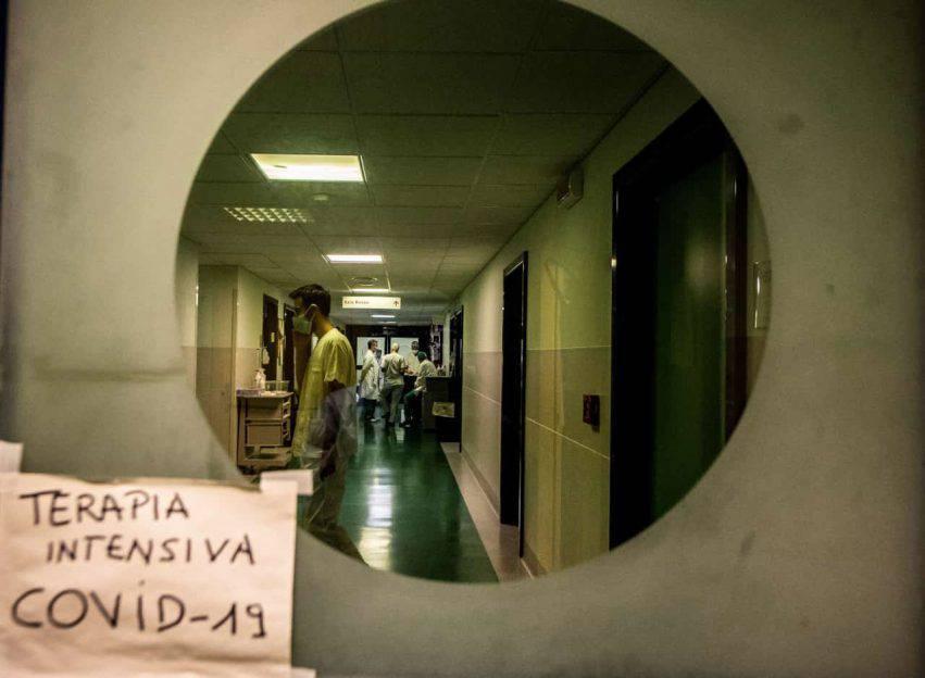 coronavirus italia guariti morti
