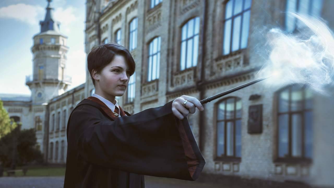 Rowling anteprima nuova saga