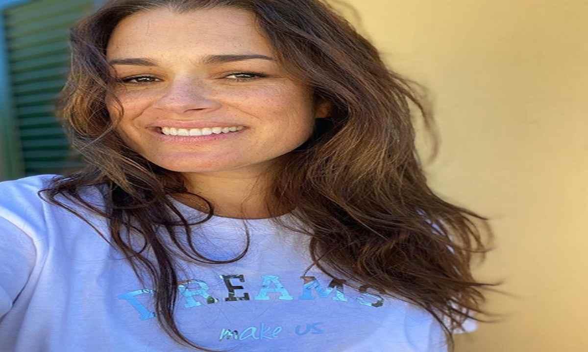 Alena Seredova immagine figlia