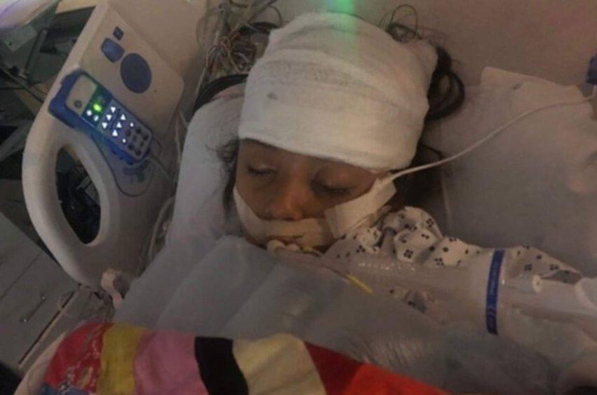 bambina di 8 anni morta per coronavirus