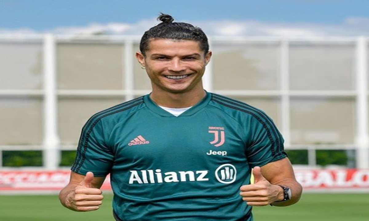 Cristiano Ronaldo infanzia