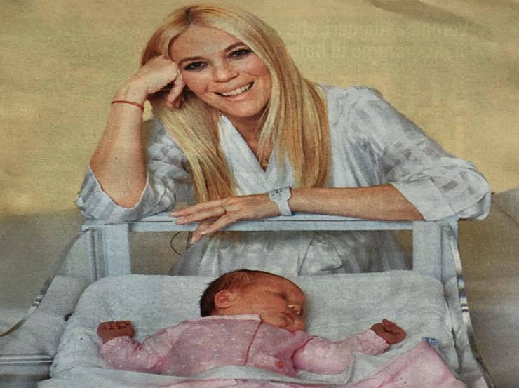 Eleonora daniele figlia foto