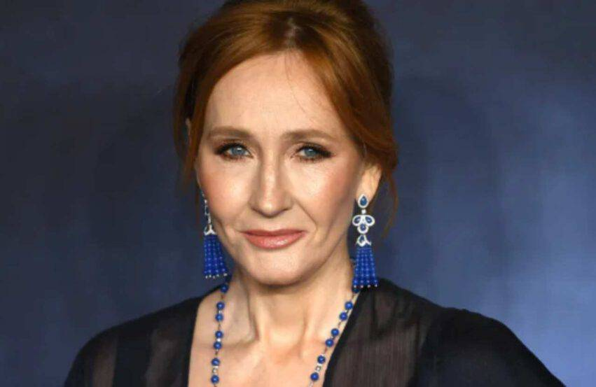 JK Rowling violenza sessuale