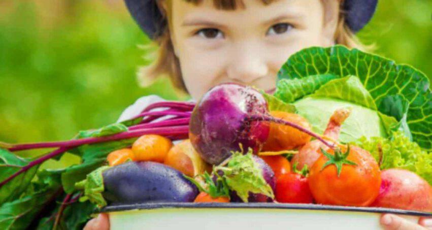 Microplastiche in frutta e verdura