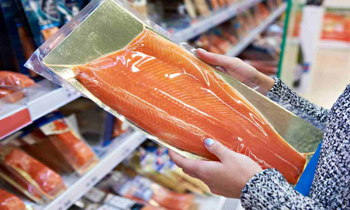 Richiamo salmone