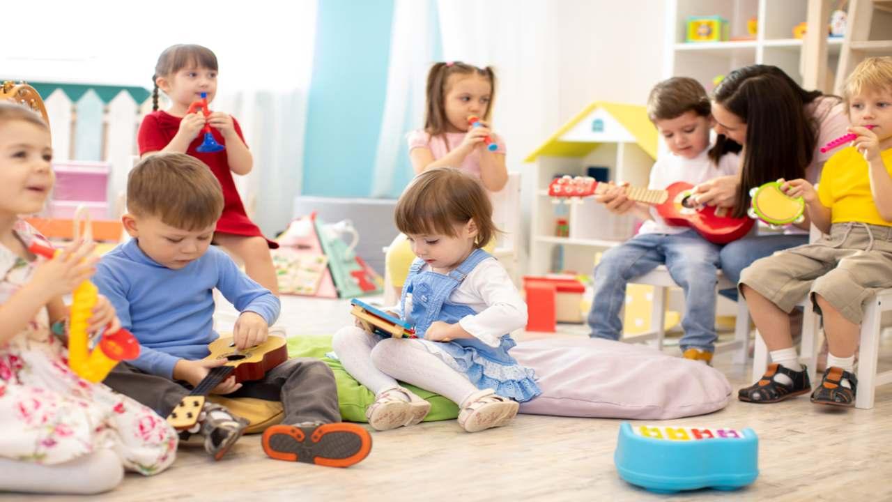 Scuola dell'infanzia le linee guida