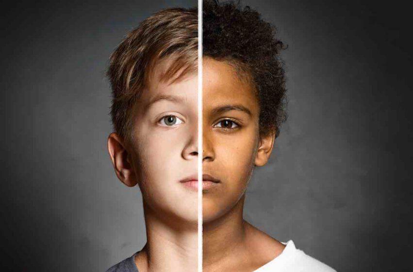 bambini razzismo
