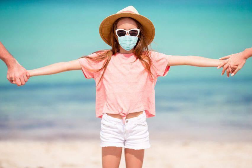 come comportarsi in spiaggia e in acqua