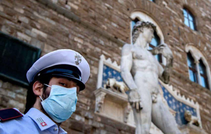 coronavirus italia malati morti calo
