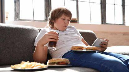 troppe calorie vuote bambini
