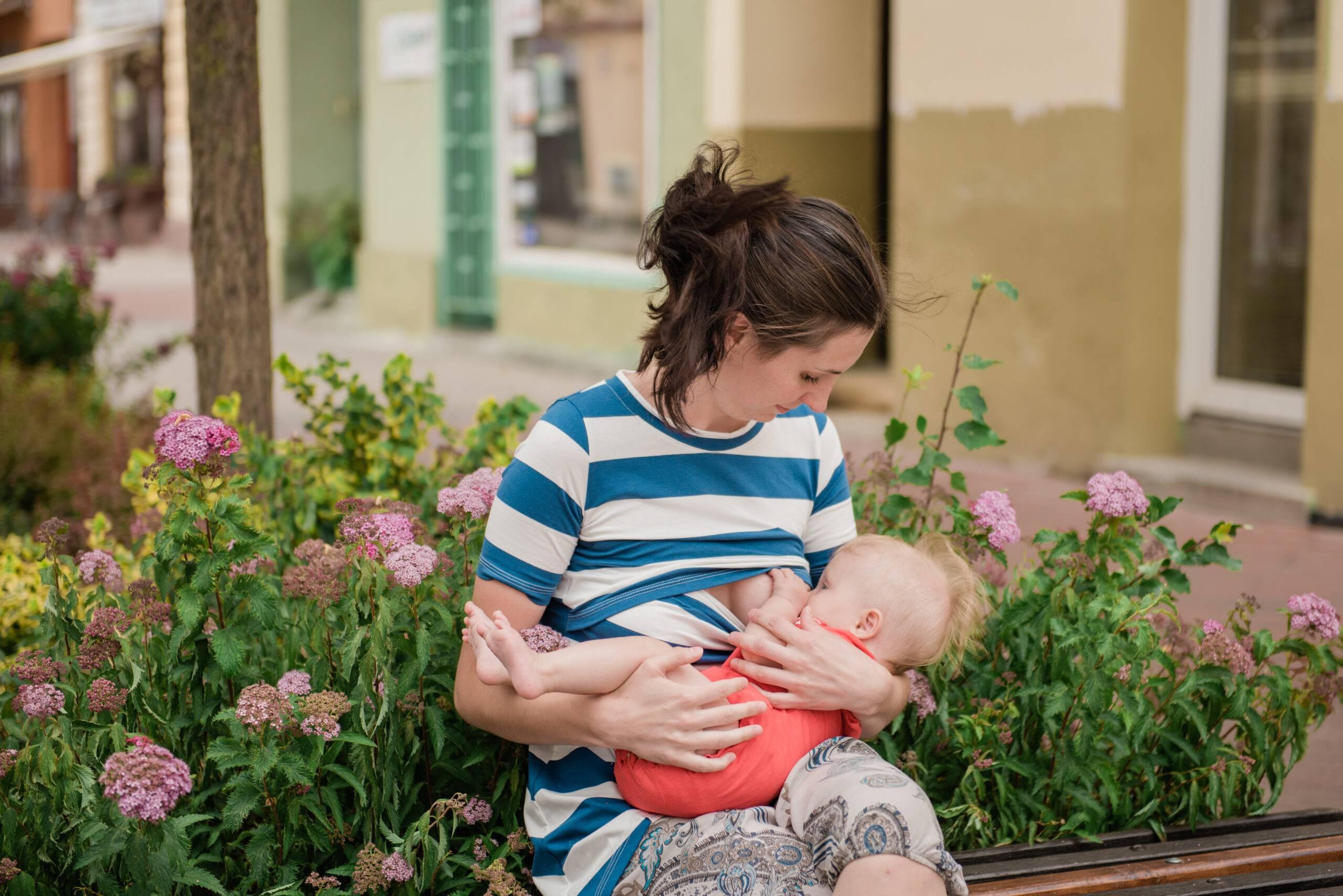 consigli allattamento neomamme